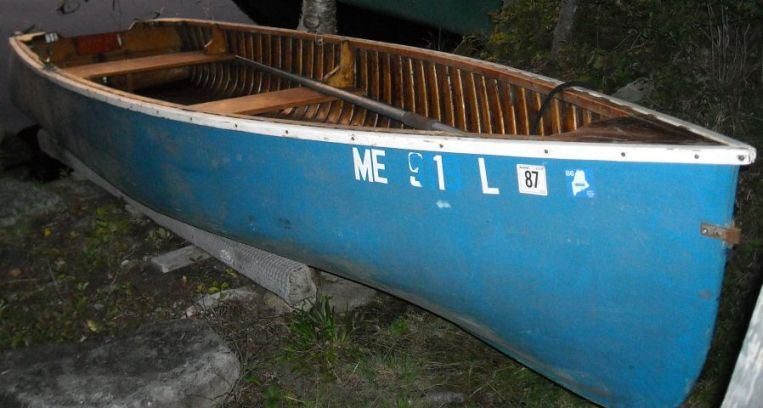 Bob Bassett And The Kimball Pond Boat Barn 39 S Boats And Canoes For Sale